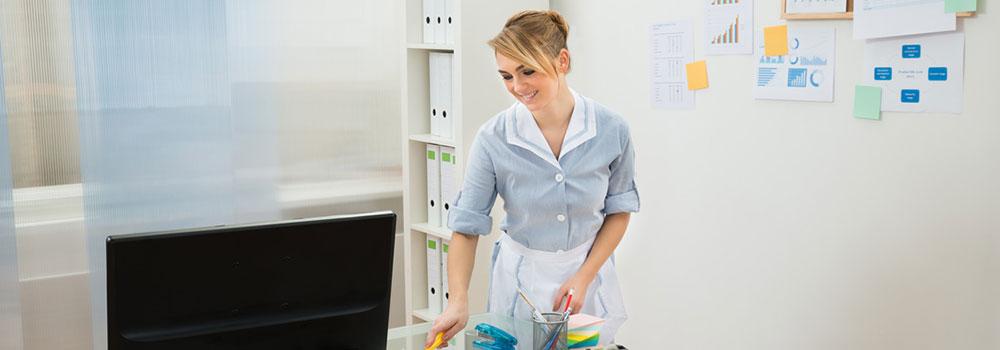 Công ty dịch vụ vệ sinh công nghiệp - Phương pháp thứ 2