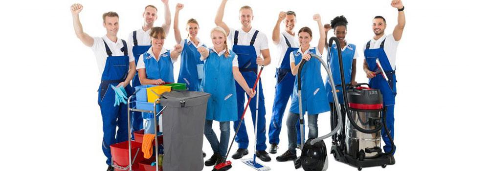 Công ty dịch vụ vệ sinh công nghiệp - Phương pháp thứ 1