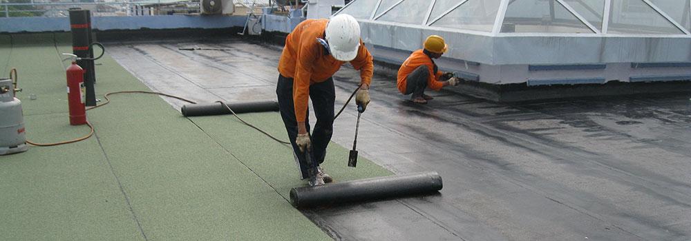 Top 5 công ty chuyên lăn sơn nước, chống thấm, chống dột cho các công trình
