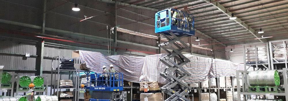 Top 5 doanh nghiệp chuyên vệ sinh cho nhà xưởng tại TP.Nha Trang