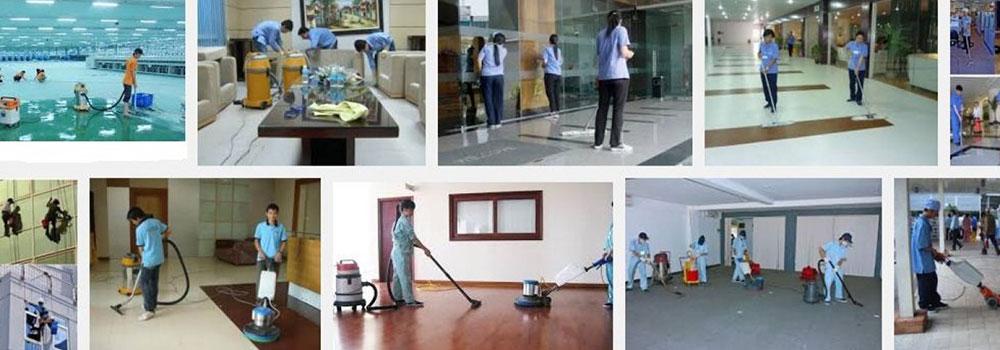 Dịch vụ vệ sinh đạt chất lượng ISO - 5 công ty tại Huế