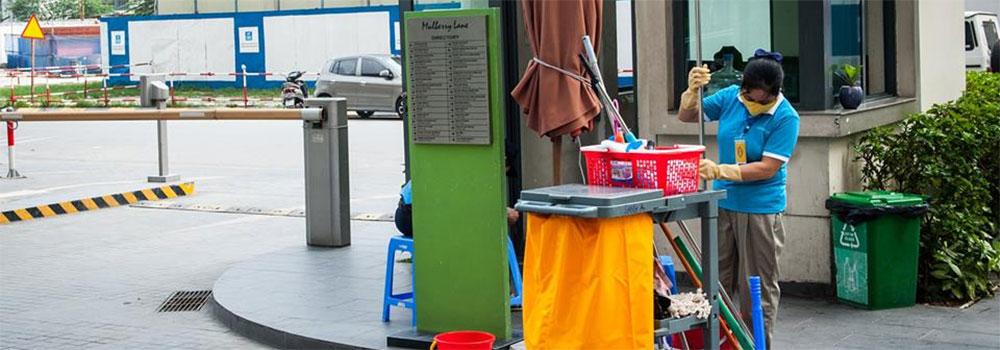 Dịch vụ vệ sinh đạt chất lượng ISO - 5 công ty tại TP.Tuy Hòa