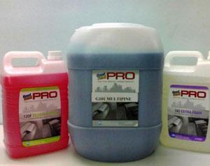 Hóa chất chà sàn Aci Clean - Malaysia